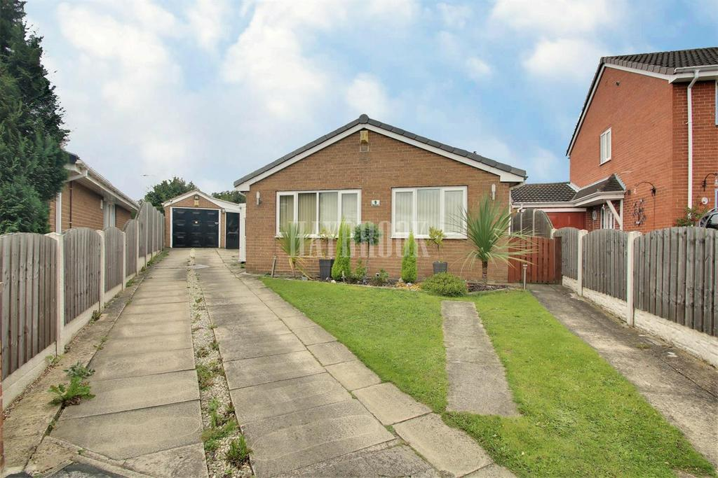 2 Bedrooms Bungalow for sale in Wheat Croft, Conisbrough