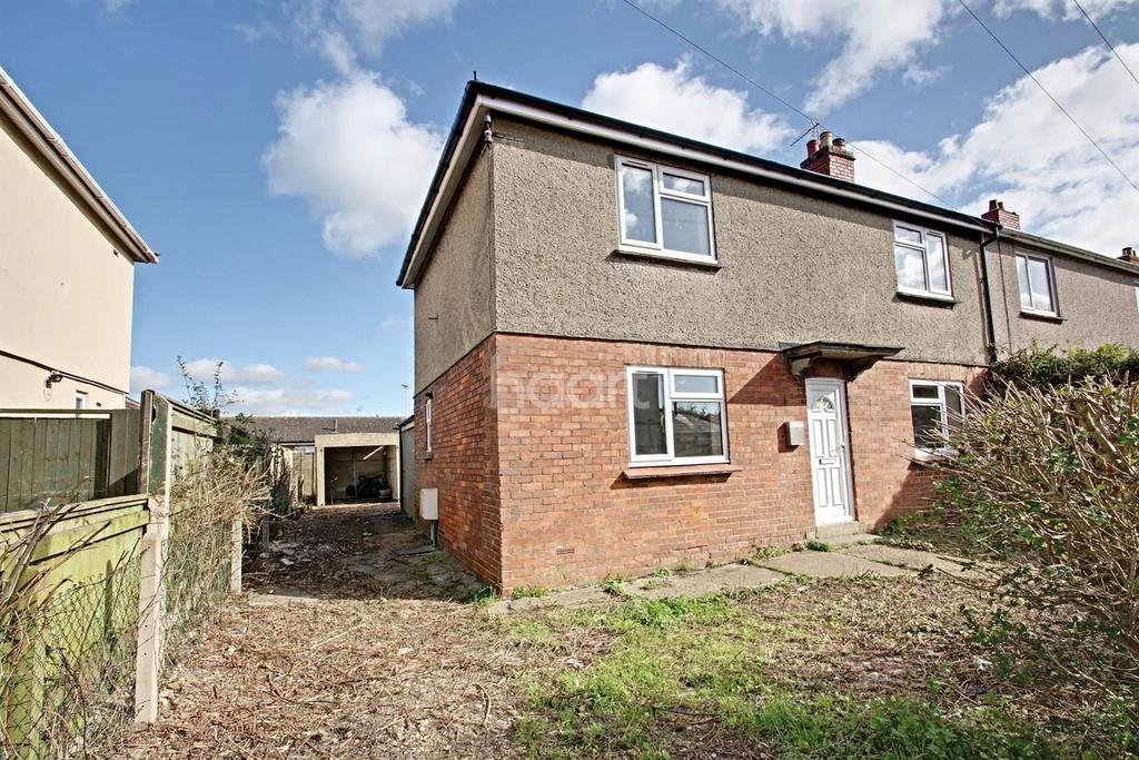3 Bedrooms Semi Detached House for sale in Lower Stratton