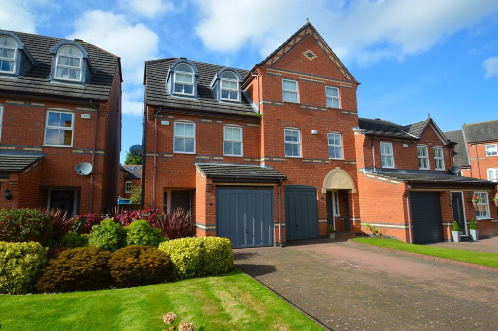 3 Bedrooms End Of Terrace House for sale in Victoria Street, Knutsford