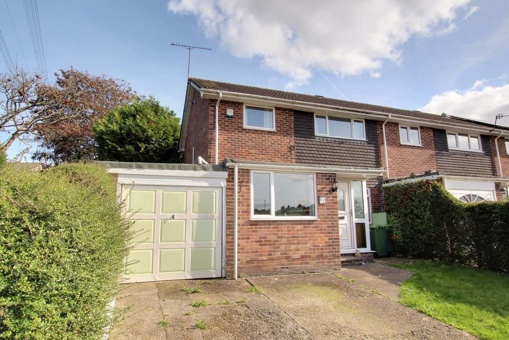 3 Bedrooms End Of Terrace House for sale in CLANFIELD