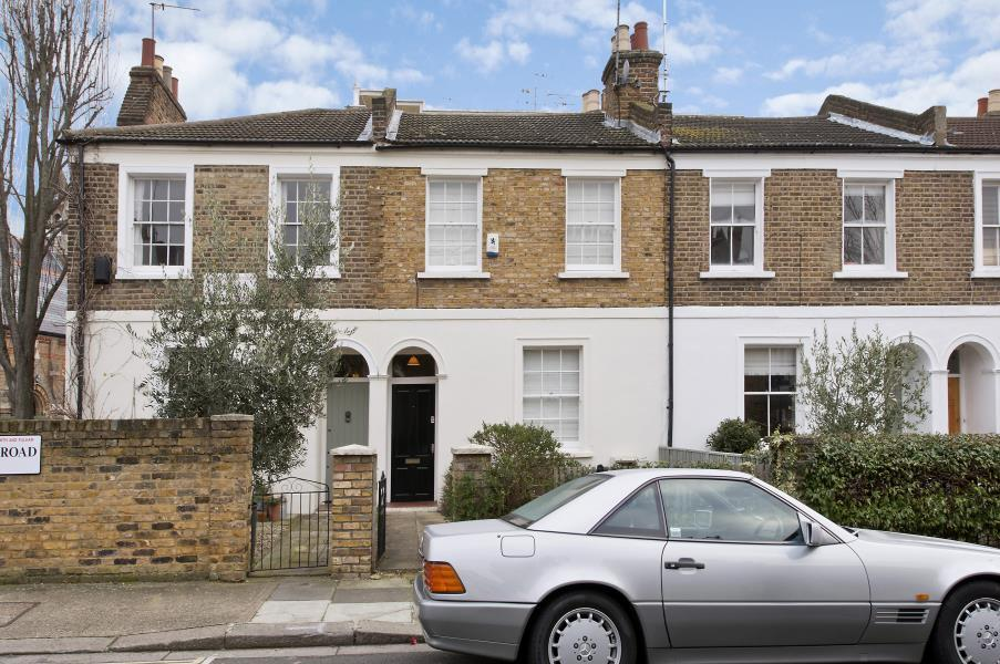 2 Bedrooms House for sale in Hofland Road, Brook Green W14