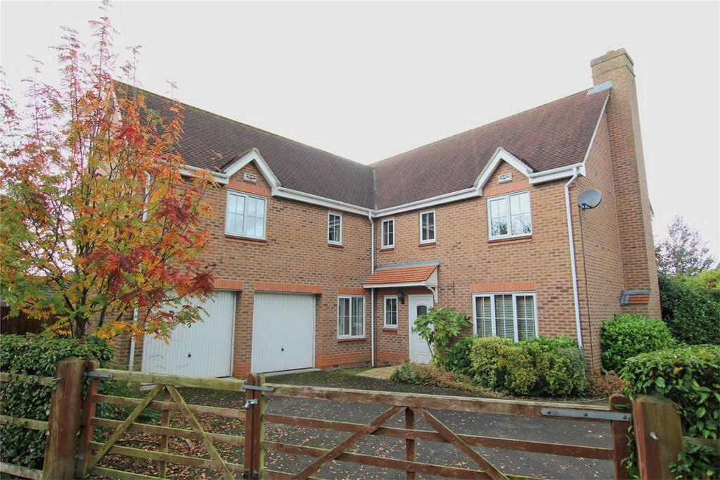 5 Bedrooms Detached House for sale in Common Lane, Welton, Brough, East Riding of Yorkshire
