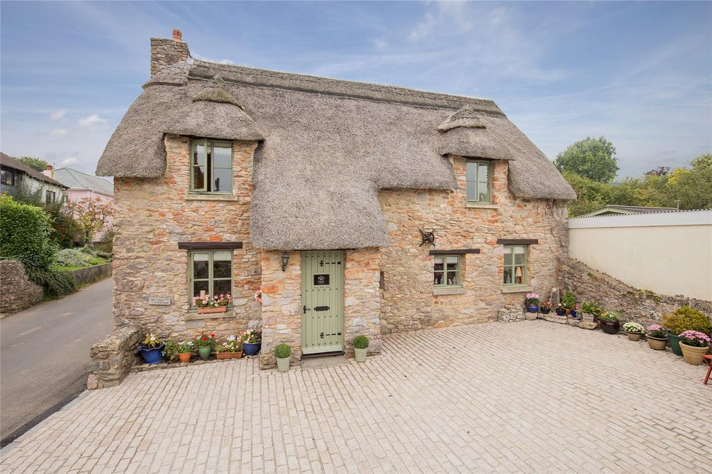 3 Bedrooms Barn Conversion Character Property for sale in Slade Lane, Abbotskerswell, Newton Abbot, Devon, TQ12