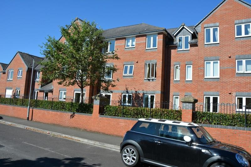 1 Bedroom Retirement Property for sale in Rectory Road, Burnham-On-Sea