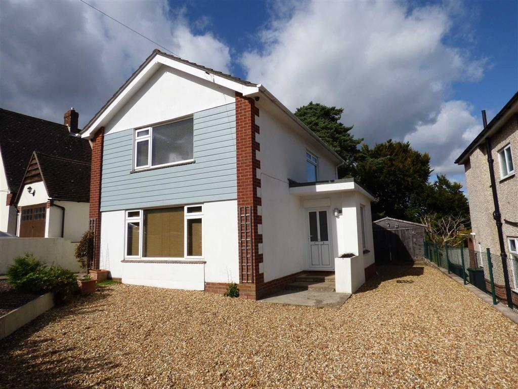 4 Bedrooms Detached House for sale in Brackendale Road, Queens Park, Bournemouth, Dorset