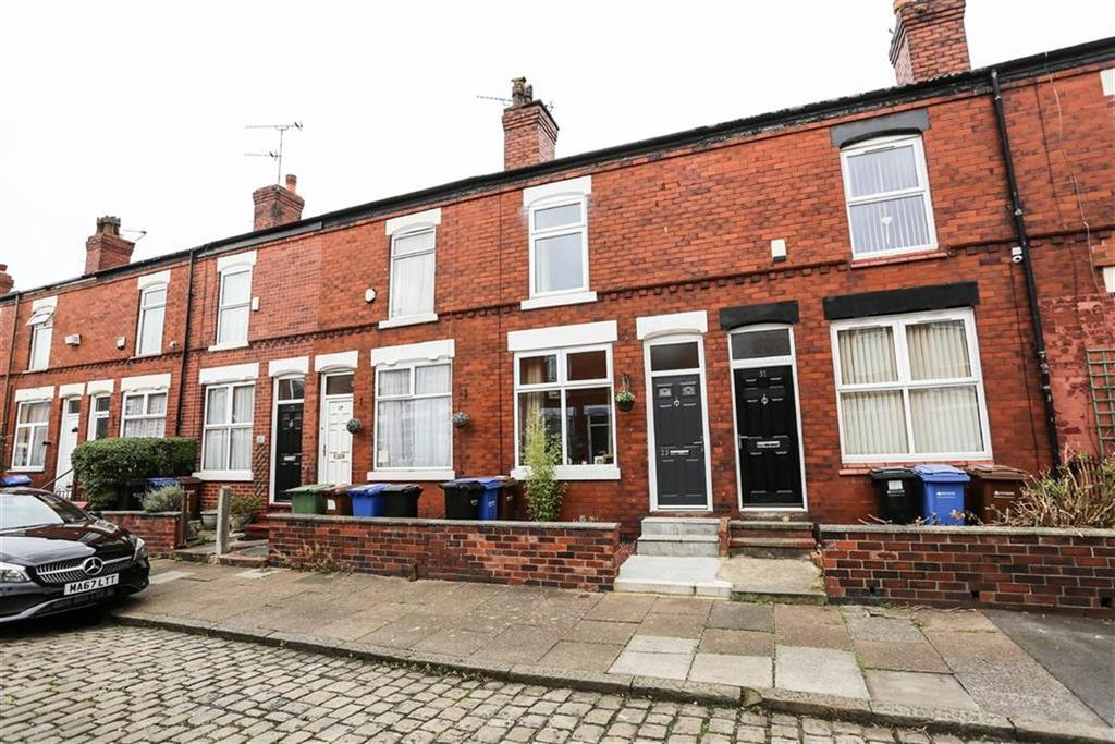 2 Bedrooms Terraced House for sale in Stockholm Road, Edgeley, Stockport