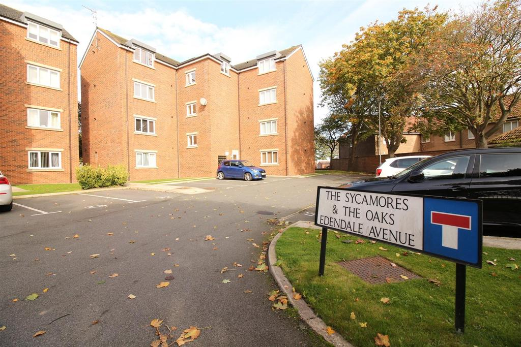 2 Bedrooms Flat for sale in The Oaks, Edendale Avenue, Blyth