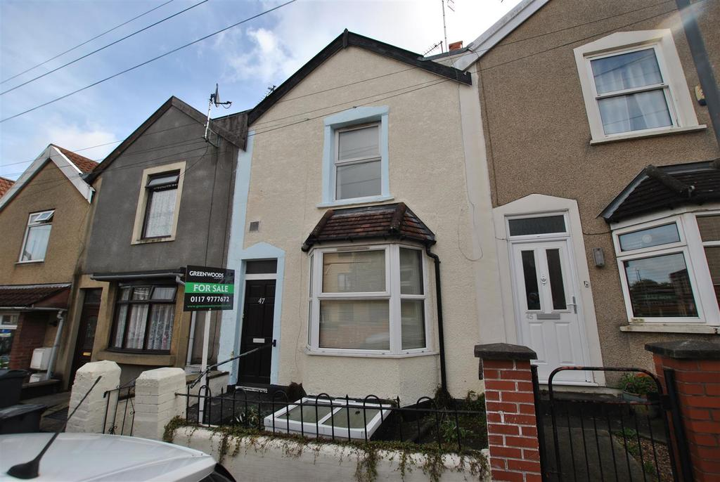 3 Bedrooms Terraced House for sale in Summer Hill, Totterodown, Bristol