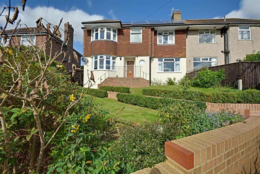 3 Bedrooms Semi Detached House for sale in Chantry Avenue, Bexhill-On-Sea