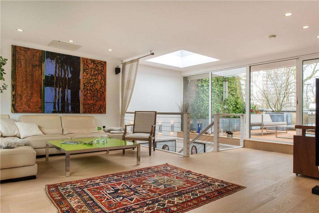 5 Bedrooms Terraced House for sale in Cambridge Square, Hyde Park, London, W2