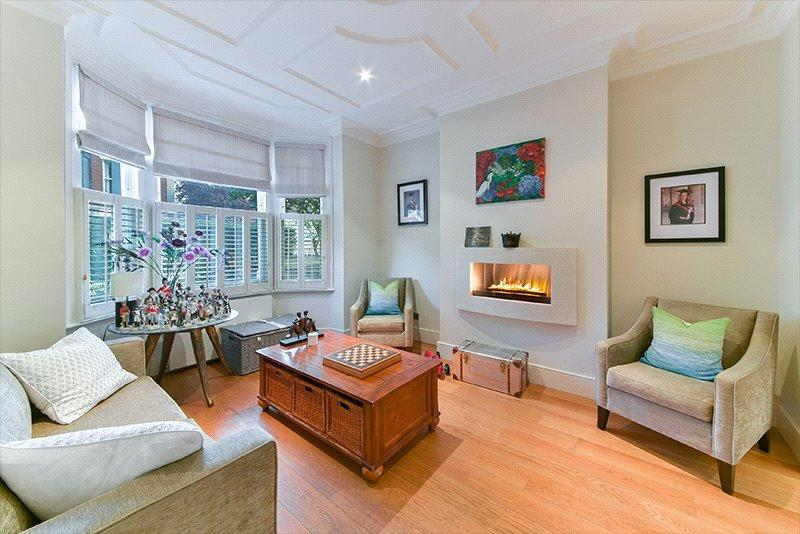 5 Bedrooms Terraced House for sale in Killarney Road, Wandsworth, London, SW18