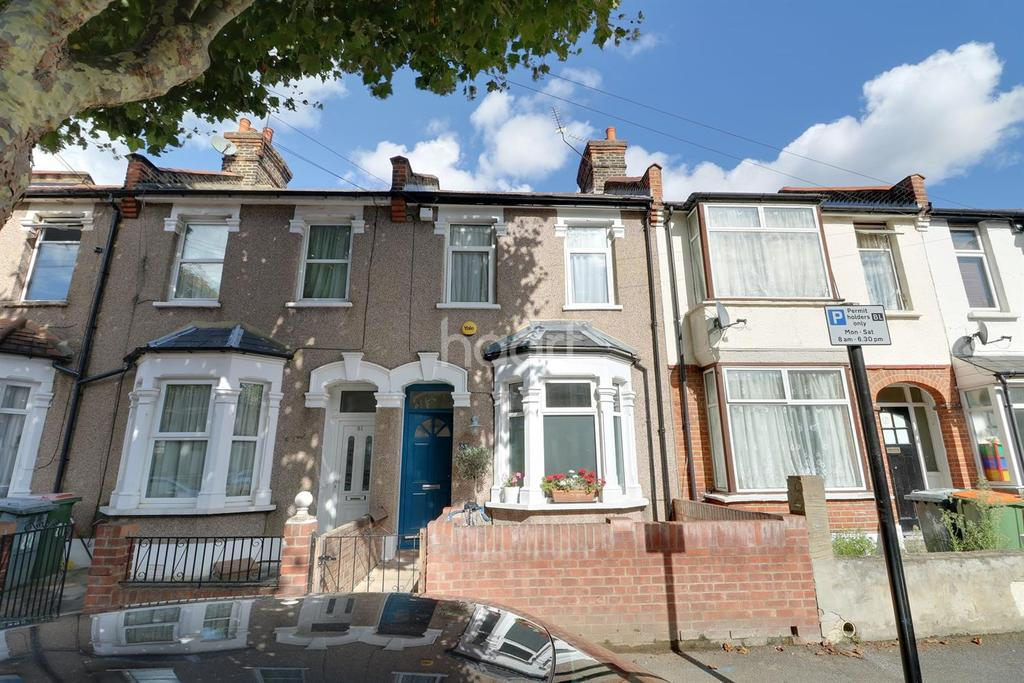 2 Bedrooms Terraced House for sale in Frinton Road, East Ham