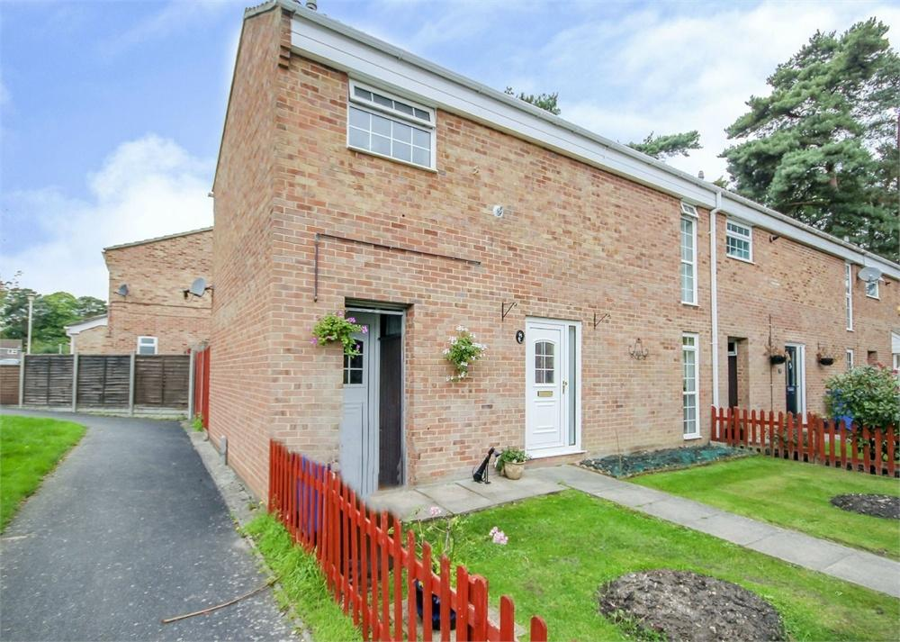 3 Bedrooms End Of Terrace House for sale in Oldstead, Bracknell, Berkshire
