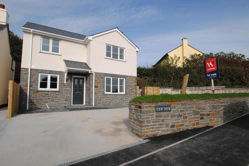 3 Bedrooms Detached House for sale in Bratton Fleming, Barnstaple