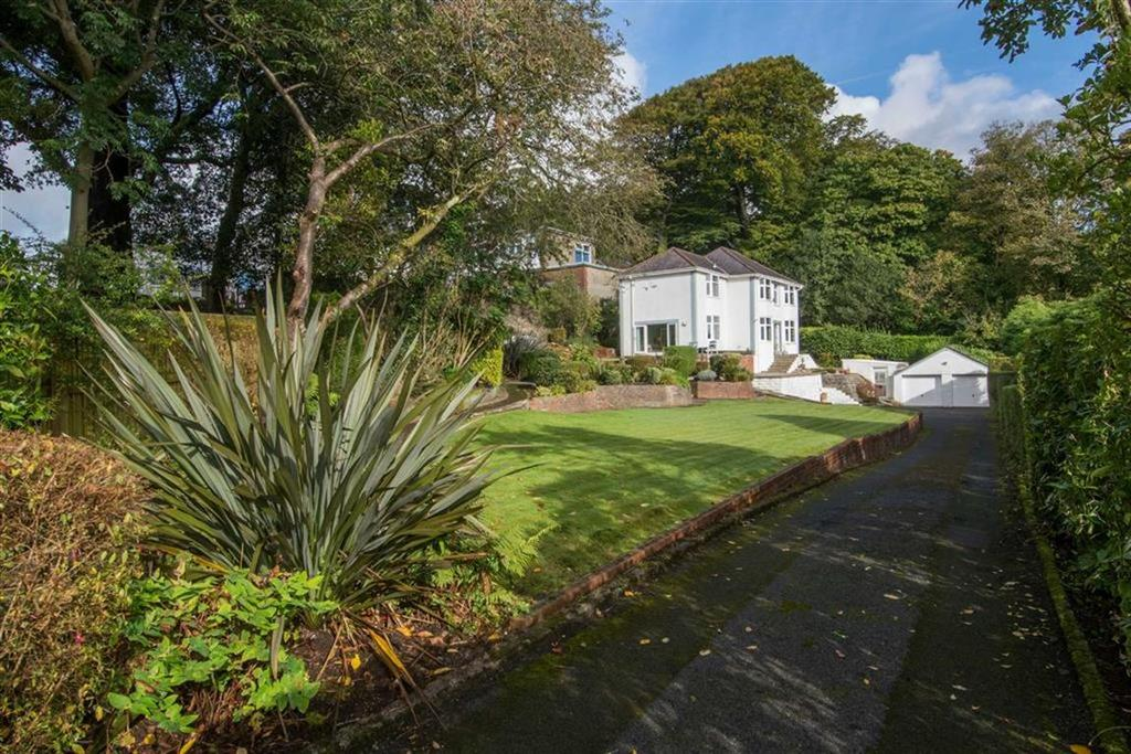 4 Bedrooms Detached House for sale in Glanmor Road, Uplands, Swansea