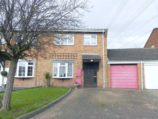 3 Bedrooms Semi Detached House for sale in Cutworth Close,Walmley,Sutton Coldfield