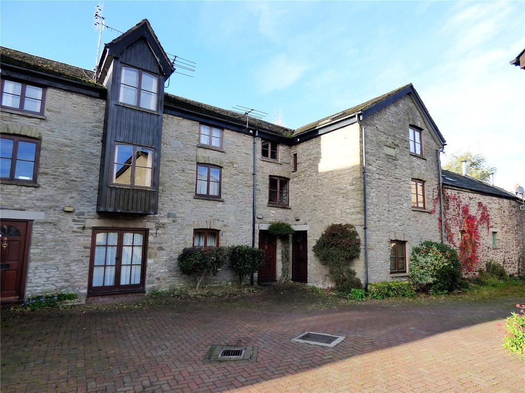 4 Bedrooms Terraced House for sale in Garth Felin, Heol-y-Dwr, Hay-on-Wye, Hereford