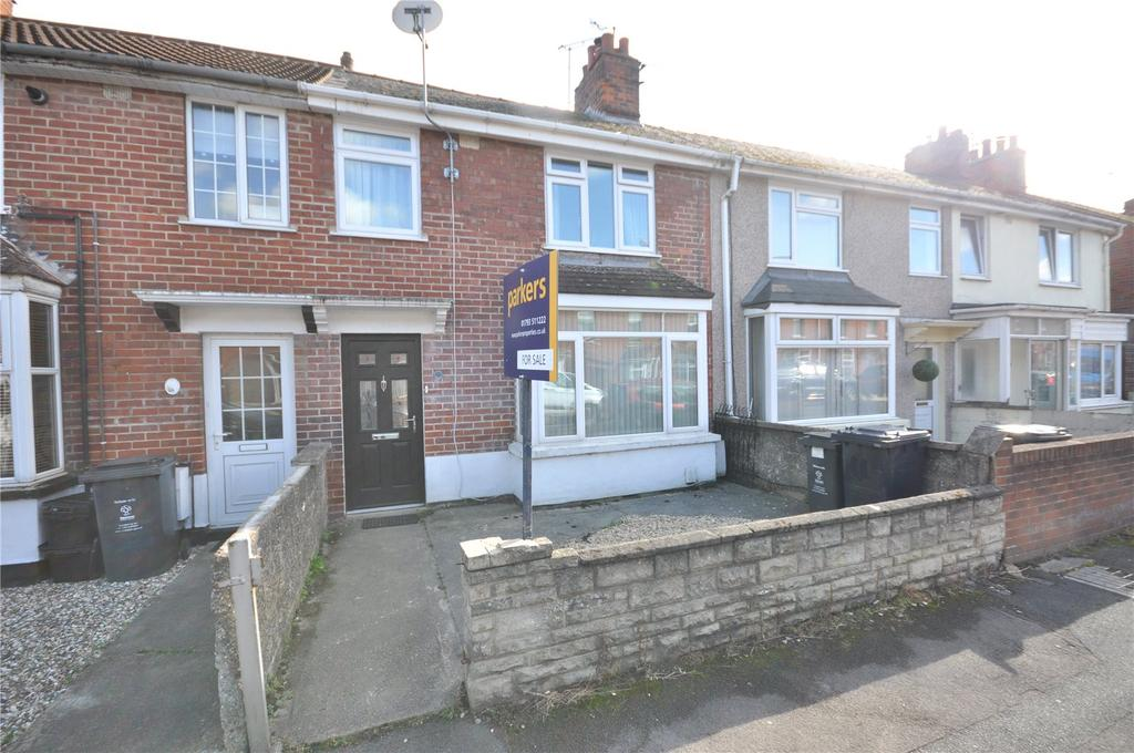 3 Bedrooms Terraced House for sale in Bruce Street, Rodbourne, Swindon, Wiltshire, SN2