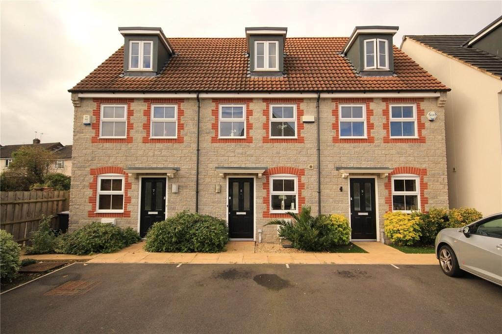 3 Bedrooms Terraced House for sale in Morley Place, Staple Hill, Bristol, BS16