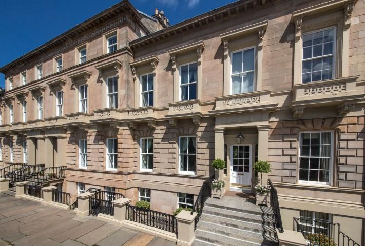 5 Bedrooms Town House for sale in 6 Kirklee Terrace, Kirklee, G12 0TQ