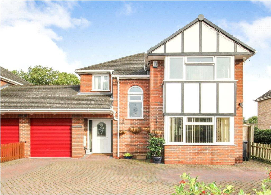 4 Bedrooms Link Detached House for sale in Stonebow Road, Drakes Broughton, Pershore, Worcestershire, WR10