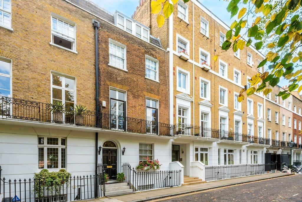 4 Bedrooms House for sale in Brompton Square, Knightsbridge, London, SW3