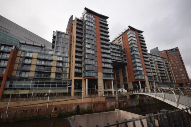 2 Bedrooms Apartment Flat for sale in 6 Leftbank, Spinningfields, Manchester, M3 3AE