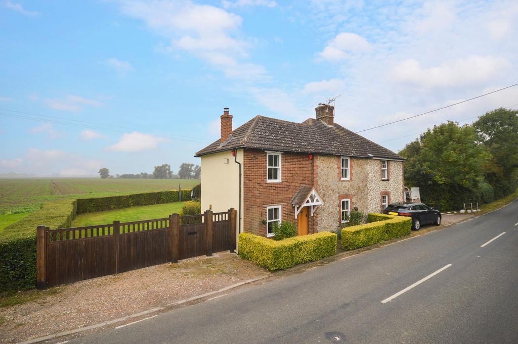 4 Bedrooms Semi Detached House for sale in Ivychurch, TN29