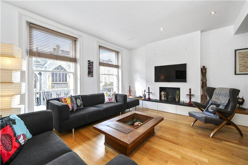 4 Bedrooms House for sale in Sutherland Place, London, W2