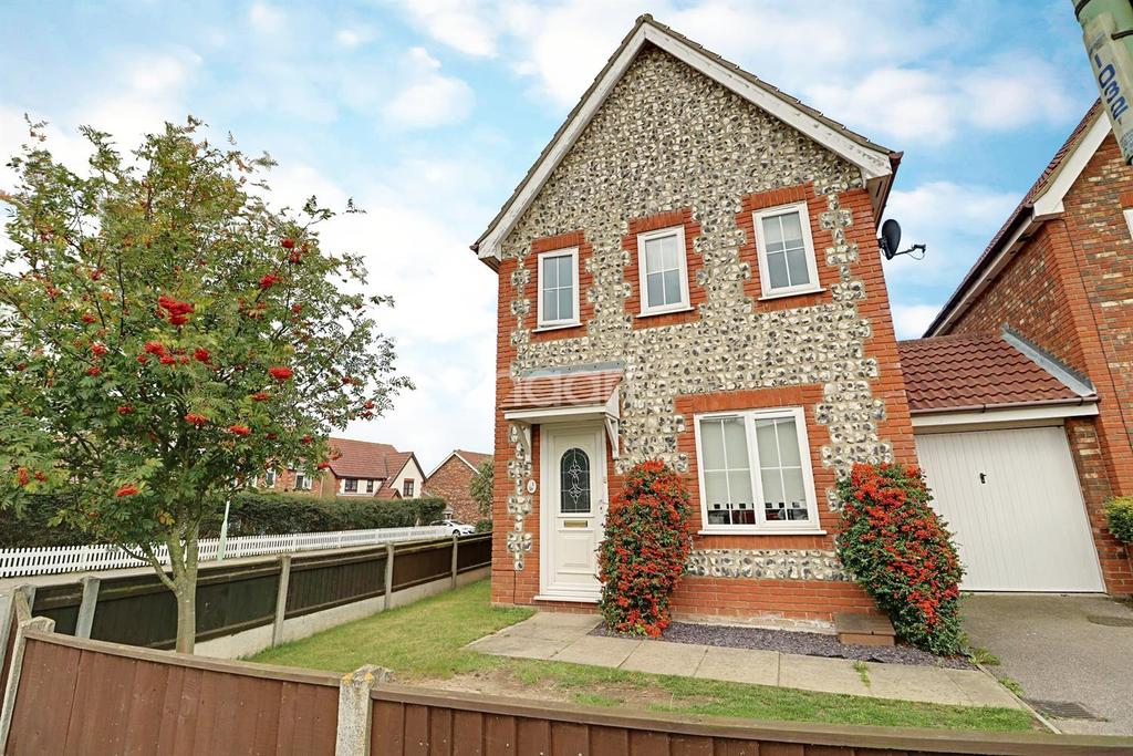 3 Bedrooms Detached House for sale in Dorley Dale, Carlton Colville