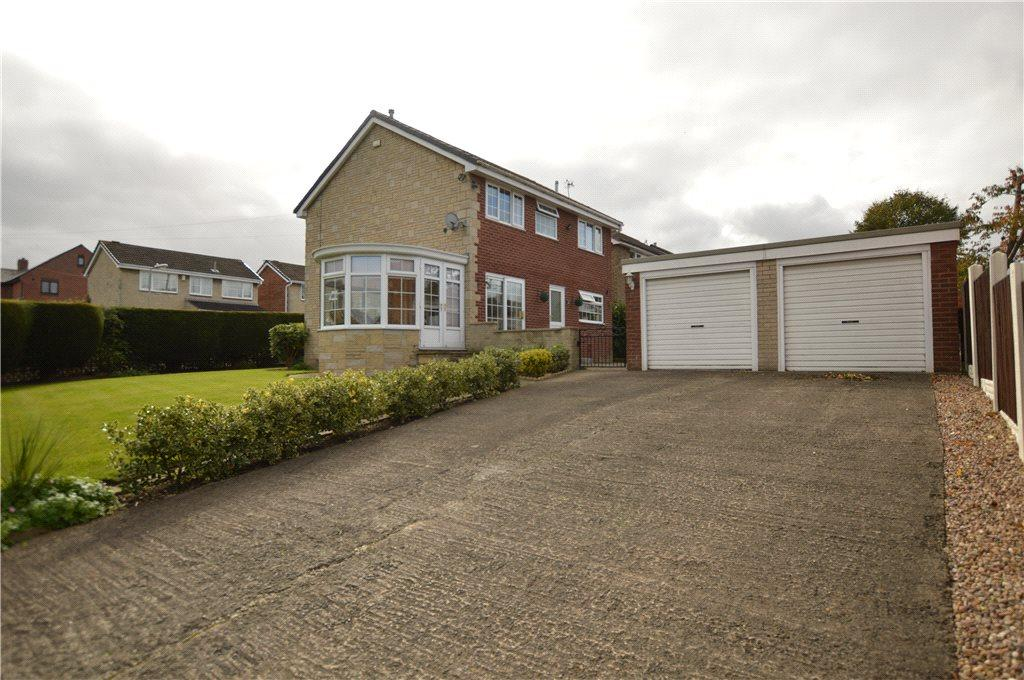 4 Bedrooms Detached House for sale in Swithens Drive, Rothwell, Leeds