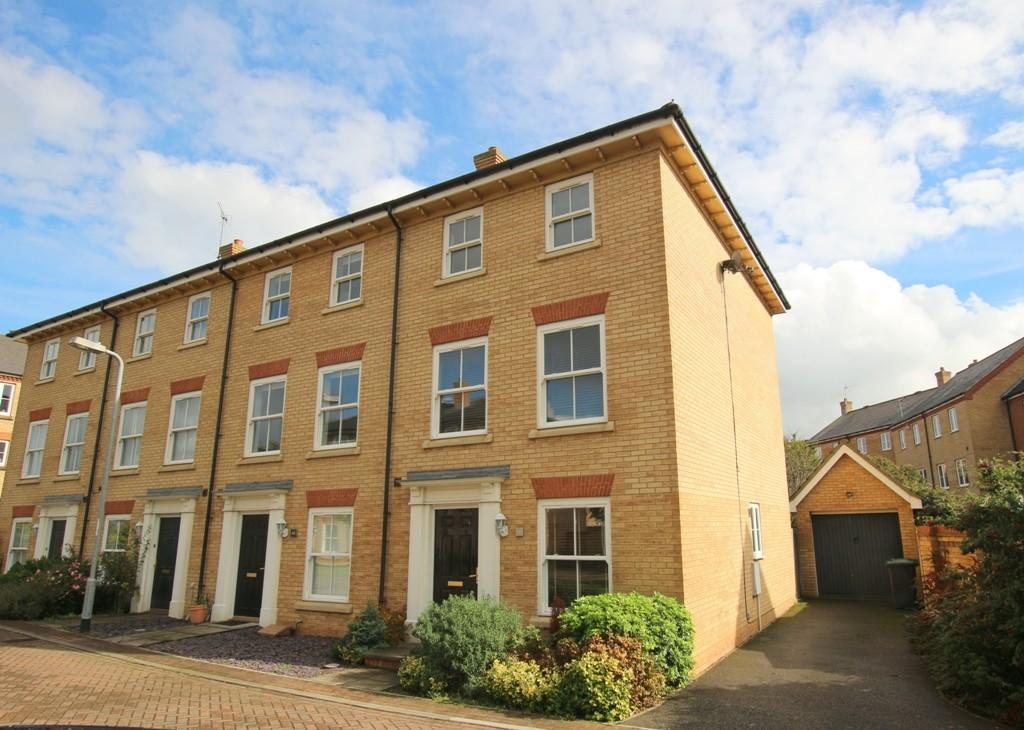 4 Bedrooms End Of Terrace House for sale in Welland Place, Ely