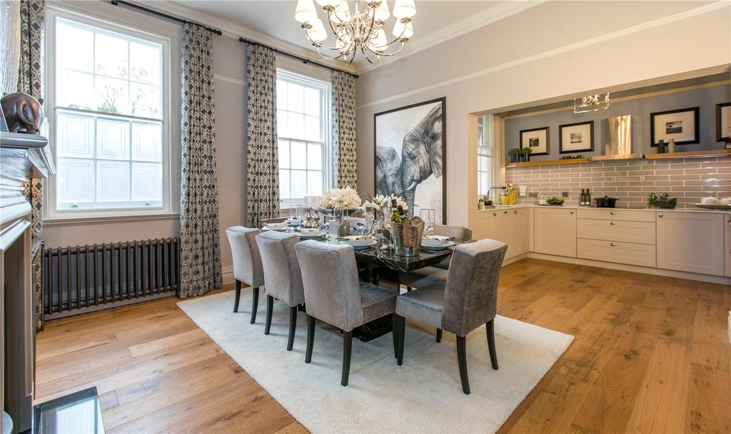 1 Bedroom Unique Property for sale in Woodside Square, Muswell Hill, London, N10