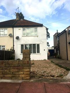 2 bedroom house to rent - Wyncham Avenue, Sidcup, Kent, DA15 8EU