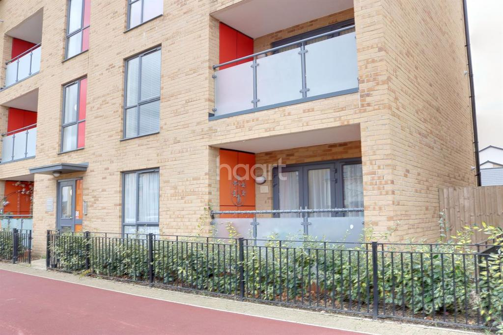 1 Bedroom Flat for sale in Brooklands, Milton Keynes
