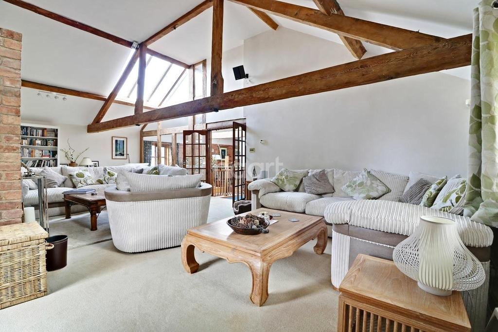 5 Bedrooms Detached House for sale in Buswell Close, Weedon