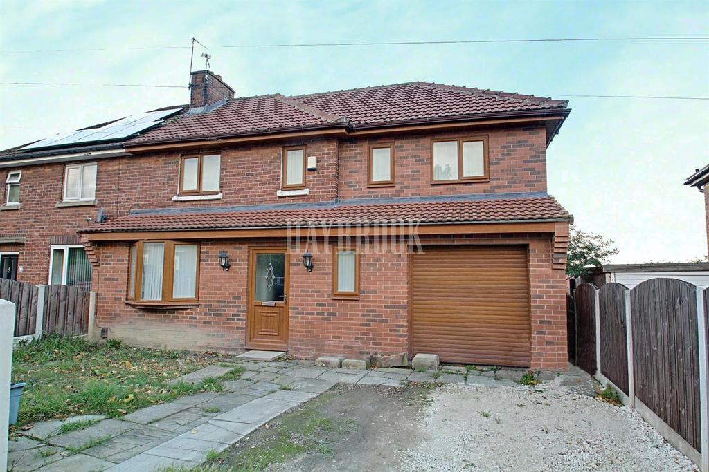 4 Bedrooms Semi Detached House for sale in Marlowe Drive, Herringthorpe
