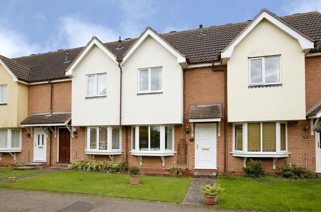 2 Bedrooms Terraced House for sale in Palm Close, Wymondham