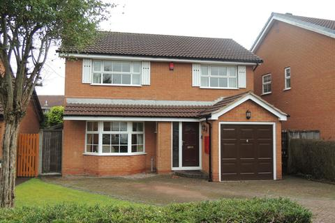 4 bedroom detached house for sale - Willowbank Road, Knowle, Solihull