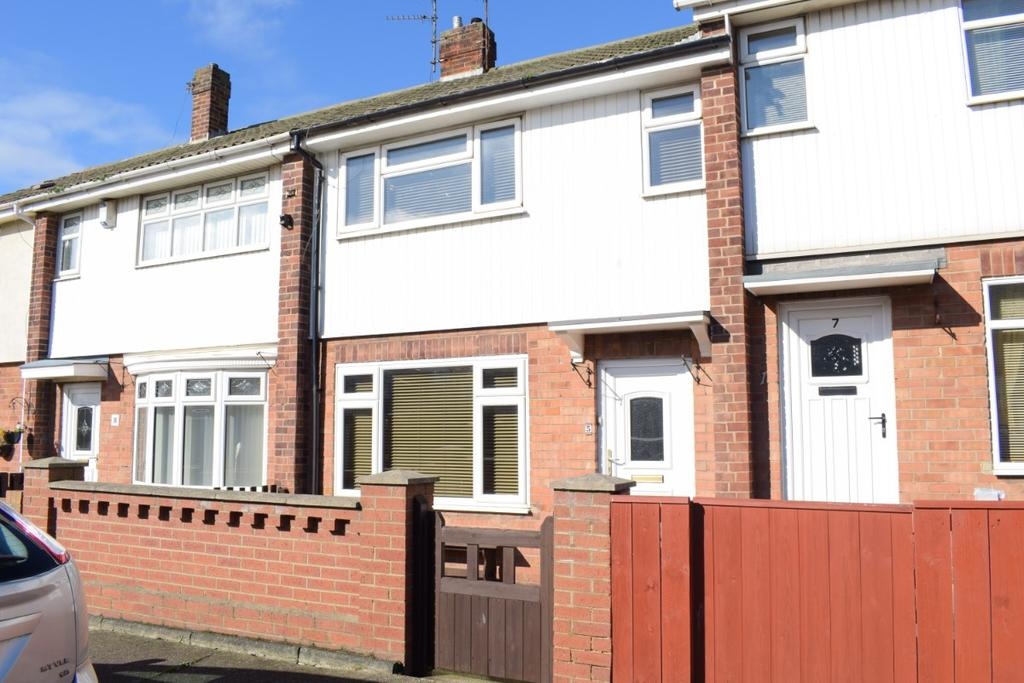 2 Bedrooms Terraced House for sale in Trinity Street, The Headland, Hartlepool TS24