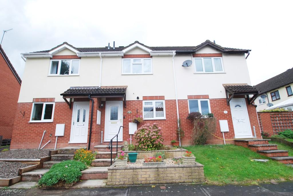 2 Bedrooms Terraced House for sale in Challenger Close, Malvern