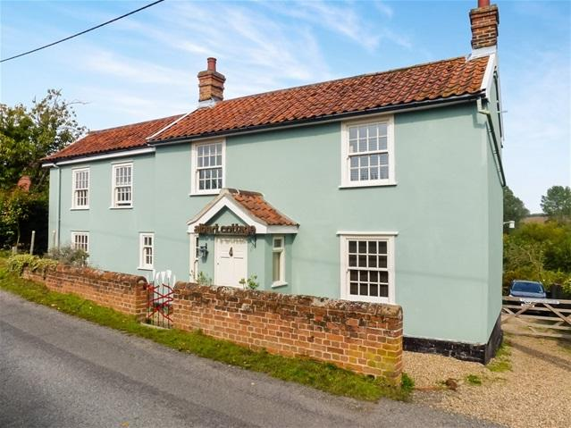 4 Bedrooms Detached House for sale in Low Road, Earl Soham, Woodbridge