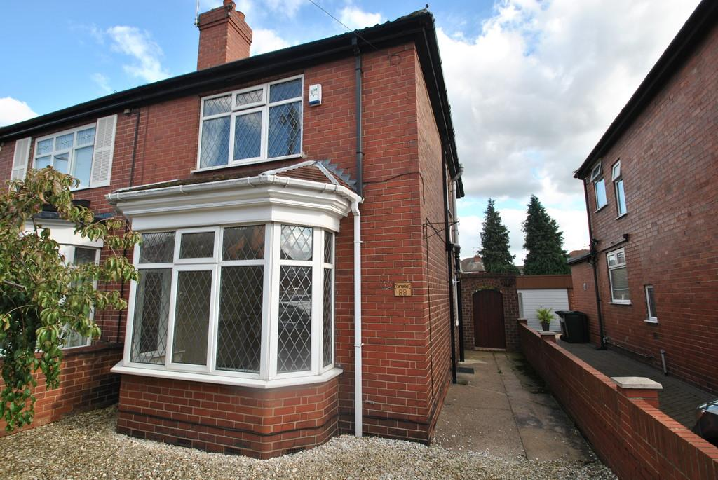 3 Bedrooms Semi Detached House for sale in Alderson Drive, Bennethorpe, Doncaster