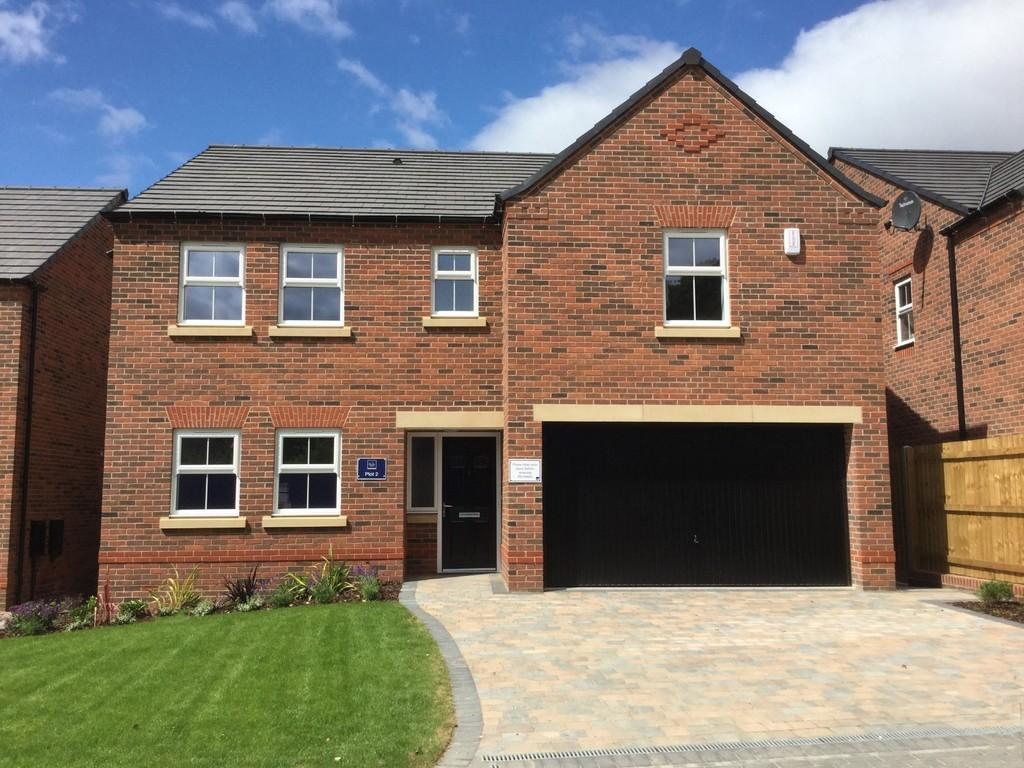 4 Bedrooms Detached House for sale in Plot 2,Tower Gardens