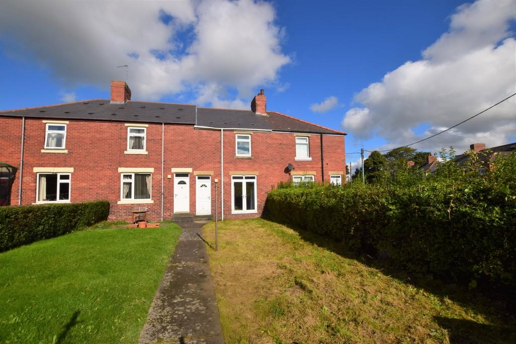 2 Bedrooms Terraced House for sale in Annfield Place, Greencroft, Stanley