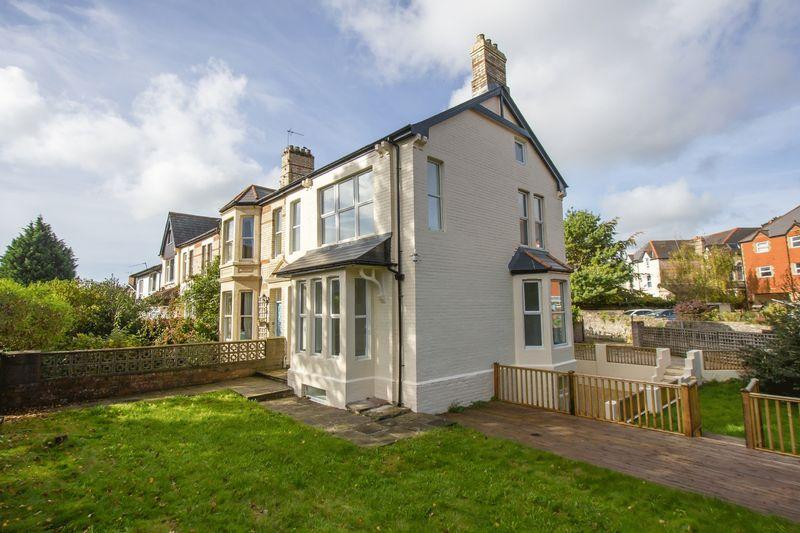 5 Bedrooms House for sale in Church Avenue, Penarth