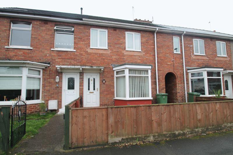 3 Bedrooms Terraced House for sale in Bedford Terrace, Billingham