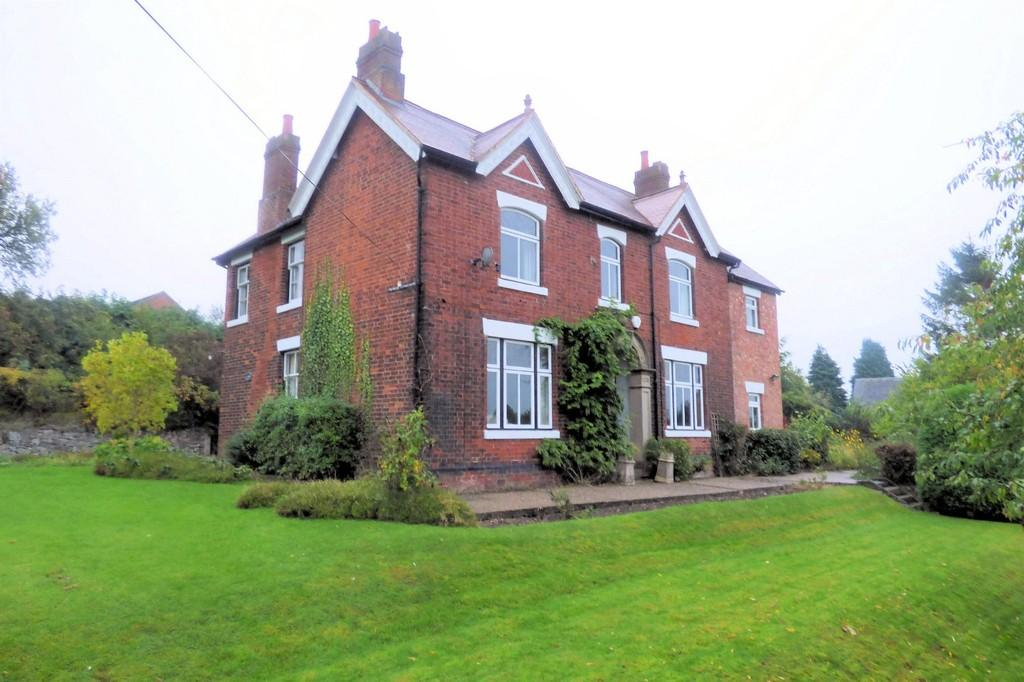 4 Bedrooms Detached House for sale in Lower Street, Doveridge