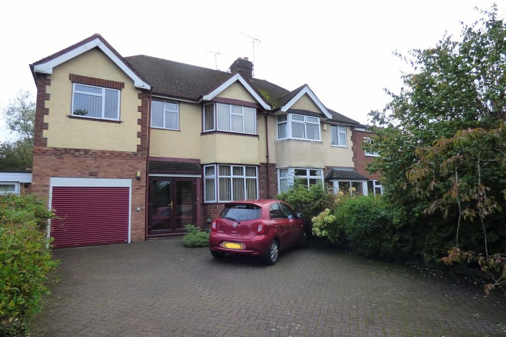 4 Bedrooms Semi Detached House for sale in New Road, Uttoxeter