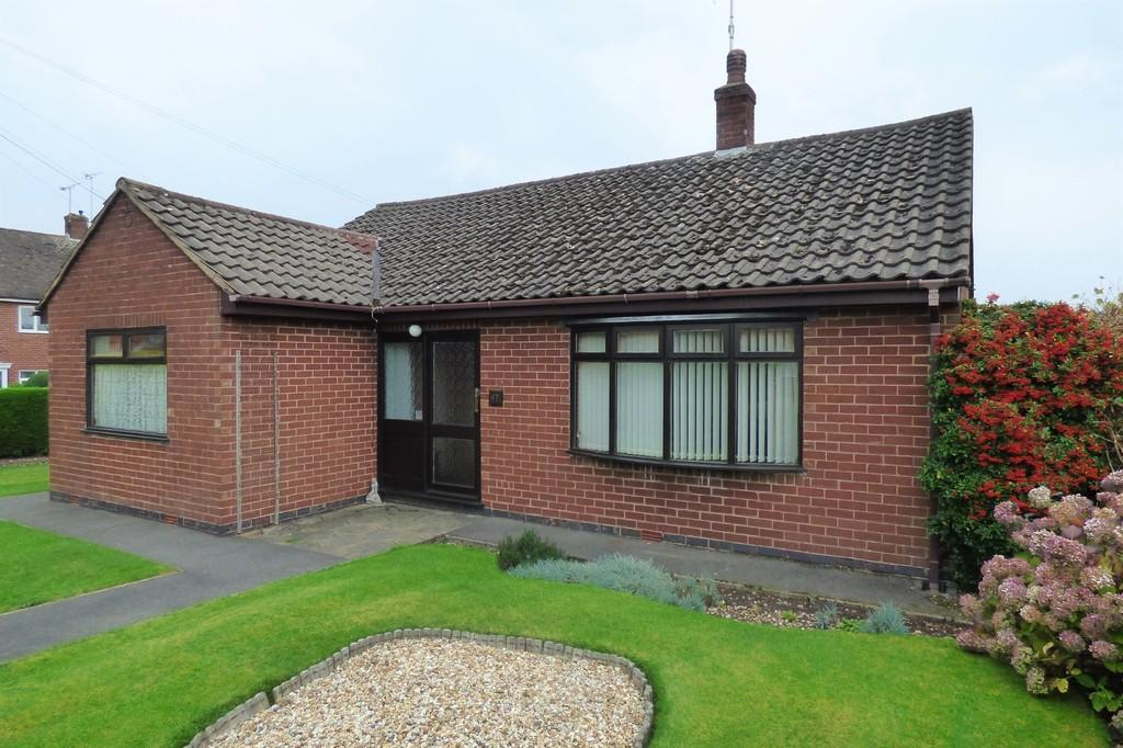 3 Bedrooms Detached Bungalow for sale in Hawthornden Avenue, Uttoxeter